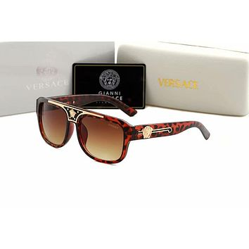 Versace big box high-end sunglasses vintage sunglasses for men and women F-AJIN-BCYJSH #3