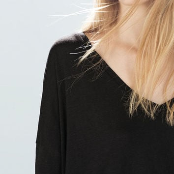 - T - shirts - Woman - COLLECTION SS15 | ZARA United States
