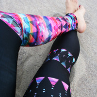 LEGGING - 'KIANA' Style Legging for SURF,  Yoga, Running, Biking, wakeboard