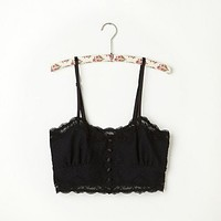 Free People Juliet Cropped Bra
