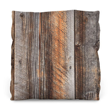 Formally Known as Tree Throw Pillow