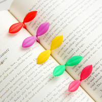 2 Pcs lot Cute Kawaii Korean Sprout Bookmark Book Mark Office School Supplies Stationery Accessories For Teachers