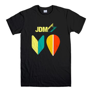 JDM R BUILT SOSHINOYA BADGE 2 Men's T-Shirt