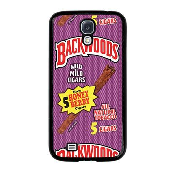 ONLY BACKWOODS CIGARS Samsung Galaxy S4 Case