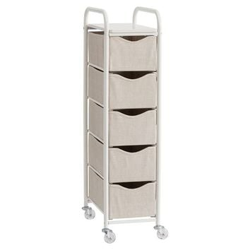 Ready-to-Roll Storage Cart