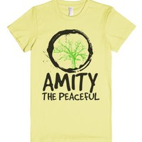 Amity-Female Lemon T-Shirt