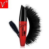 DUOYA Brand Makeup Younique 3d Fiber Lashes Mascara To Eyelashes Waterproof Curling Thick Black Ink For Lashes Korea Cosmetics