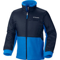 Columbia Boys 8-20 Steens Mountain Overlay Fleece Jacket