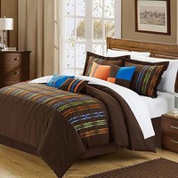 Swimmy 8-pc. Comforter Set - Queen|Swimmy 8-pc. Comforter Set