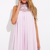 Little Miss Sunshine Dress Lilac