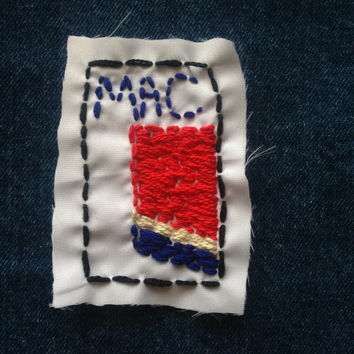 Ode To Viceroy Mac DeMarco Patch