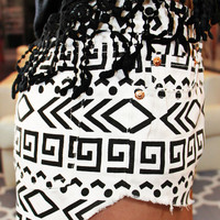 Desert Fox Shorts