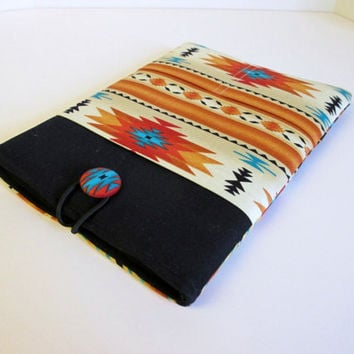 "Macbook Pro 15"" Case, Macbook Pro 15"" Sleeve, Laptop Cover, Laptop Sleeve, Gold Southwest Tucson"
