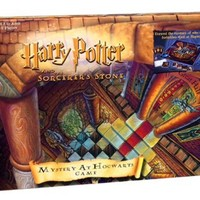 Harry Potter Mystery At Hogwarts Game
