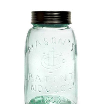 Midget Pint Mason Jar with Lid - *FREE SHIPPING*