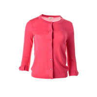 Kate Spade Womens Wool Knit Cardigan Sweater