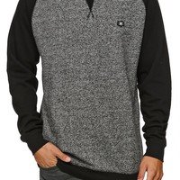 Billabong Balance Crew Fleece - Mens Hoodie - Grey
