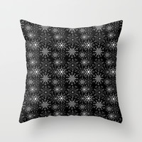 Dainties Throw Pillow by Lisa Argyropoulos | Society6