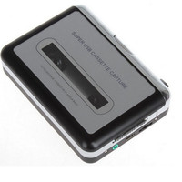USB Cassette tape to MP3 converter player,Tape to PC, Super Portable
