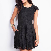 Lace Serenade Dress