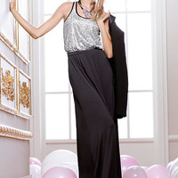Sequin Maxi Dress  - Victoria's Secret