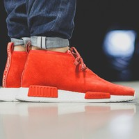 "NMD C1 Original Boost Chukka ""Lush Red"""