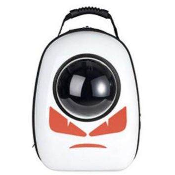 Cool Backpack school Pet Carriers Space Capsule Design Pet Cat Carrier Backpacks Cool Shoulders Travel Bags Dog Outdoor Portable Package G AT_52_3