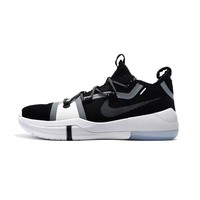 Nike Kobe AD Black White Gray - Best Deal Online