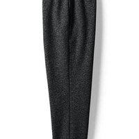 Men's Sweat Pants - Serious - Black - XXL - Lands' End