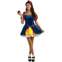 Disney Princess Snow White Costume - Juniors' (Blue/Snow White/Red)
