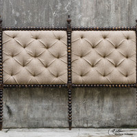 Andaluz King Upholstered Headboard