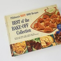 Vintage Pillsbury BEST 1000 Recipes Best of the Bake Off Collection 1959