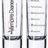 Vampire Diaries Levels Shooter Glass