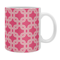 Caroline Okun Trelliage Coffee Mug