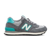 New Balance Pennant Collection in Gray