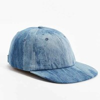 Rosin Light Denim Strapback Hat- Light Blue One