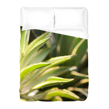 Close and Personal Duvet Cover