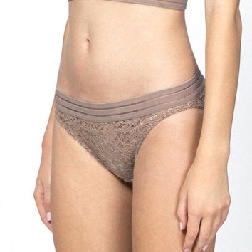Lonely: Agnes Brief - Taupe