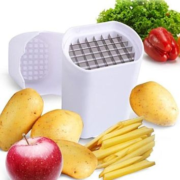 Perfect Fries Vegetable Fruit Cutter Handy Kitchen Tool