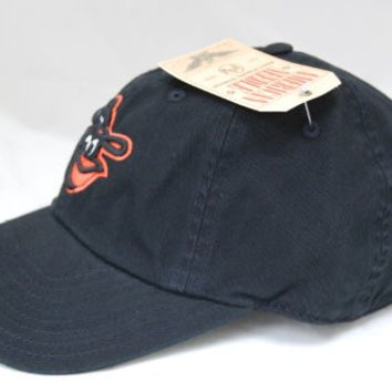 Baltimore Orioles Washed Cotton Twill Baseball Cap by American Needle