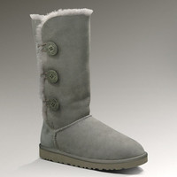 UGG® Bailey Button Triplet for Women   Tall Button Boots at UGGAustralia.com
