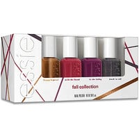 Fall 4 Pc Nail Polish Set
