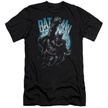 Batman - Moon Knight Short Sleeve Adult 30/1