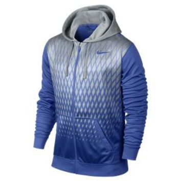 Nike Store. Nike KO Speed Burst Full-Zip Men's Training Hoodie