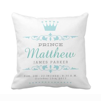 Customised Cushion covers for Nursery-Prince