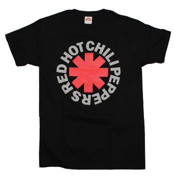 Red Hot Chili Peppers Asterisk T-Shirt Medium