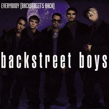 Backstreet Boys | Everybody | Used Music CD