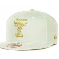 Chicago Bulls NBA Hardwood Classics Field Gold Snapback 9FIFTY Cap