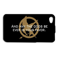 Hunger Games Phone Case Cute iPod Case Quote iPhone Case iPhone 4 Case iPhone 5 Case iPhone 4s Case iPhone 5s Case Movie Cover