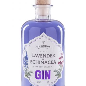 The Old Curiosity Distillery Lavender & Echinacea Secret Garden Gin